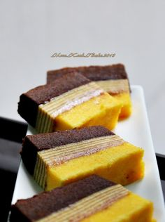 Cream Cheese Lapis Legit & Surabaya Layered Cake (chinese new years)