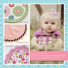 Ammee's Babies-Lullaby Crochet Edges For Baby Blankets Ammee's Babies http://www.amazon.com/dp/B002VR6D56/ref=cm_sw_r_pi_dp_PaRbwb00N2MGN