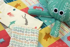 Cute site for projects and fabric.