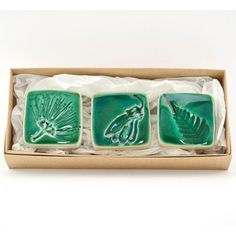 Pohutukawa, the New Zealand christmas tree - ceramic tile from ...