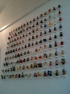 lego minifig display