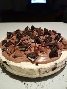 My oreo cheesecake