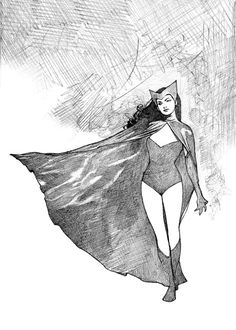 spaceshiprocket: Scarlet Witch by Travis Charest Comic Book Artists, Comic Artist, Comic Books Art, Akira Characters, Marvel Characters, Travis Charest, Scarlet Witch Marvel, Black And White Comics, Black White