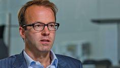 AZ-Medien-CEO Axel Wüstmann (2015)