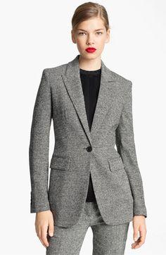 Michael Kors Donegal Tweed Blazer | Nordstrom