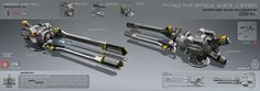 Multi-particle wave cannon by KaranaK on DeviantArt