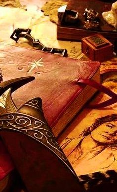 The Red Book of Westmarch, Sting, Thrors key, aaah.