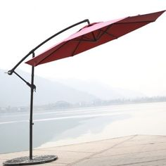 Buyer Guide of Offset Patio and Cantilever Umbrellas - Big Umbrella, Offset Patio Umbrella, Cantilever Patio Umbrella, Adaptive Design, Outdoor Dining, Outdoor Decor, Patio Umbrellas, Backyard Bbq, Stay Cool