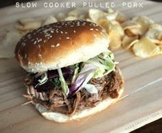 Slow Cooker Pulled P