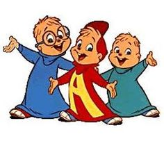 80s alvin and the chipmunks
