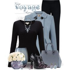 Chael ~ by Flattery Guide on Polyvore