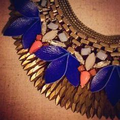 Fashionable Malia Statement Necklace | Stella & Dot