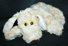 "LE MUTT 18"" FRANCESCA HOERLEIN 1980 PLUSH DOG TOY LOVEY stuffed puppy Plushie #FRANCESCAHOERLEIN"