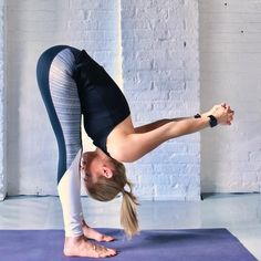 Focus on your posture after a long day of work with these simple yoga poses you can do anywhere.