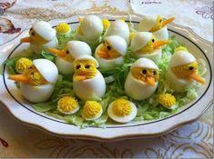 Receptek, és hasznos cikkek oldala: Töltött tojás - sonkával recept nagyon jól mutat a...