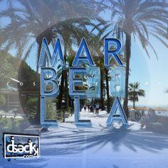 diseño gráfico sobre marbella en la costa del sol by diseclick.com