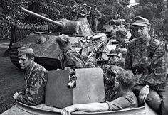 gruene-teufel: 5sswiking: The Wiking Division in Eastern Poland in July 1944, preparing to stop the Soviet summer offensive, codename Operation Bagration. These are some bad motherfuckers
