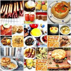 retete-traditionale-romanesti-pofta-buna-gina-bradea Romanian Food, Romanian Recipes, Gin, French Toast, Pizza, Cooking, Breakfast, Buffets, House