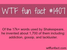 way to go Shakespeare!!!!!