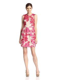 Marchesa Notte Women's Floral Sheath Dress, http://www.myhabit.com/redirect/ref=qd_sw_dp_pi_li?url=http%3A%2F%2Fwww.myhabit.com%2Fdp%2FB00URDPUS2%3F
