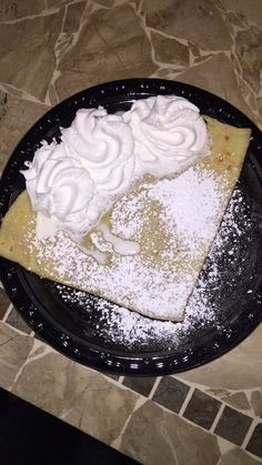 the crepes at Mandalay Bay in Vegas are amazing!