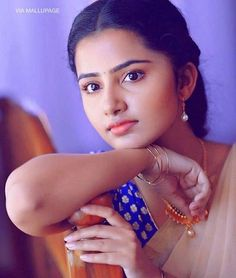 Selfies and Photoshoots of Actress Anupama Parameswaran Beautiful Girl Indian, Beautiful Girl Image, Most Beautiful Indian Actress, Beautiful Actresses, Beautiful People, Beauty Full Girl, Cute Beauty, My Beauty, Beauty Women