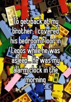 18 Hilarious Twisted Sibling Confessions From the Whisper App | Funny All The Time