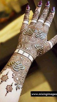Khafif Mehndi Design, Rose Mehndi Designs, Back Hand Mehndi Designs, Latest Bridal Mehndi Designs, Stylish Mehndi Designs, Full Hand Mehndi Designs, Mehndi Designs 2018, Mehndi Designs For Girls, Mehndi Designs For Beginners