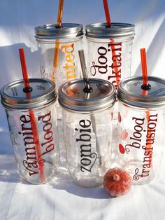 32 Mason Jar Innovations #eco trendhunter.com