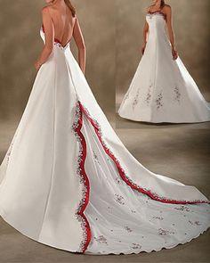 Mit diesem Kleid wird ihr Märchen ganz sicher wahr...