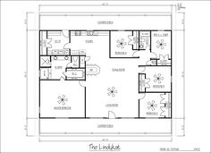 Metal Building House Plans 30x70 Here Are Some Sample Floor Plans There Are Many