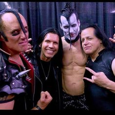 Reposted by Friend: @reallondonmay #TheMisfits #GlennDanzig #Doyle #JerryOnly…