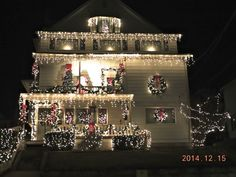 Beautiful Christmas Decorations Bellefonte PA