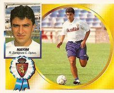 Nayim, Real Zaragoza ( goool de Nayimmmm!!)