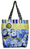 Sweet Simple Tote Bag Pattern by Late Bloomer Quilts