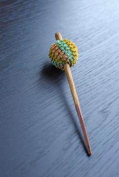 Japanese hair accessory, Kanzashi 簪