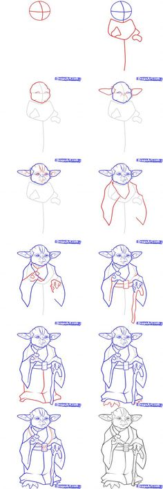 star wars drawing tutorials - Google Search
