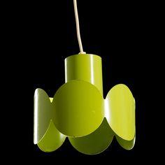 Pendant light by Lival (enameled steel). Office Supplies, Enamel, Lights, Steel, Pendant, Vintage, Highlight, Trailers, Lighting