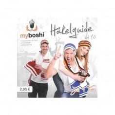 Den myboshi Häkelguide Vol. 9.0: Fan-Guide und weitere myboshi Anleitungen finden Sie im Online-Shop von Wolltastisch.de