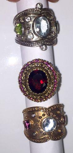 JCM Diamond Cut Dome Ring Size 7 | eBay | Jewelry | Pinterest ...