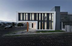 Contemporary Lv-Z House In Mexico