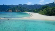 Mergui visitors get beaches like this all to themselves.  Myanmar's Mergui Archipelago: Sailing through one of Earth's last paradises