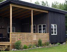veranda rekkverk hytte - Google-søk