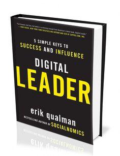 I've only barely started, but still a fascinating book. Digital Leader by Erik Qualman