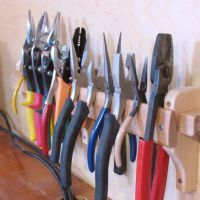 Reorganize Your Workshop With Custom-Made Tool Holders