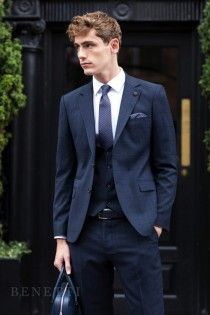 7e9defc36610 14 Best Men's Suits 2018 images | Men's suits, Mens suits, Mens ...