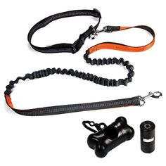 Dinili Hands Free pet Leash Premium Running Dog Leash Reflective Stitching Lightweight Comfortable Adjustable Belt enjoy the freedom running walking with your pet ** Trust me, this is great! Click the image. (This is an amazon affiliate link. I may earn commission from it)