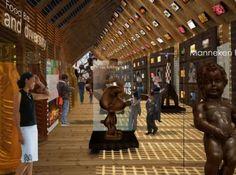 Belgian Pavilion Expo 2015 Milano - http://www.expo-milan-2015.eu/en/news_expo_milan_2015.asp?id=330