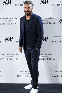 When: 20 Mar 2015 Where: Modern Essentials Collection by H&M launch, Madrid, Spain