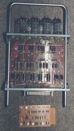 picture of vacuum tube circuit